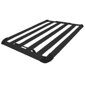 parilla en aluminio negra mediana de 50x38 sin bases